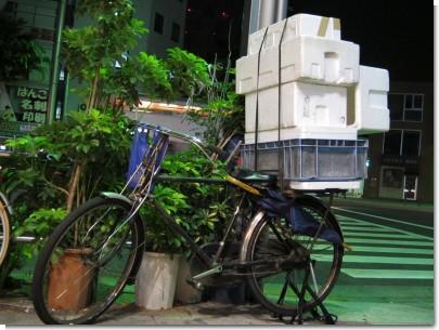 構内自転車